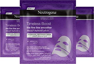 Neutrogena, Hydrogel Youth Recovery Mask Timeless Boost, 30 ml, pack of 3