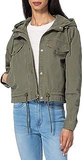 ONLY Onlally Life Short Canvas Jacket Otw dames Jas