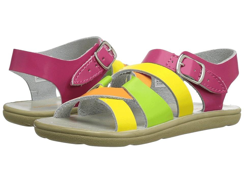 Jumping Jacks Kids Karma (Toddler/Little Kid) (Pink/Orange/Lime/Lemon) Girls Shoes