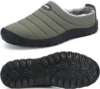Mishansha Unisex Pantofole Casa/Esterno - Calde Comode e Antiscivolo