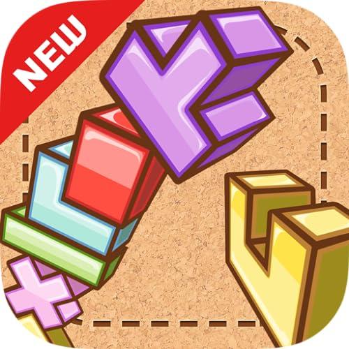 Toy Blocks Game for Brain Traning -TSUMIKI-