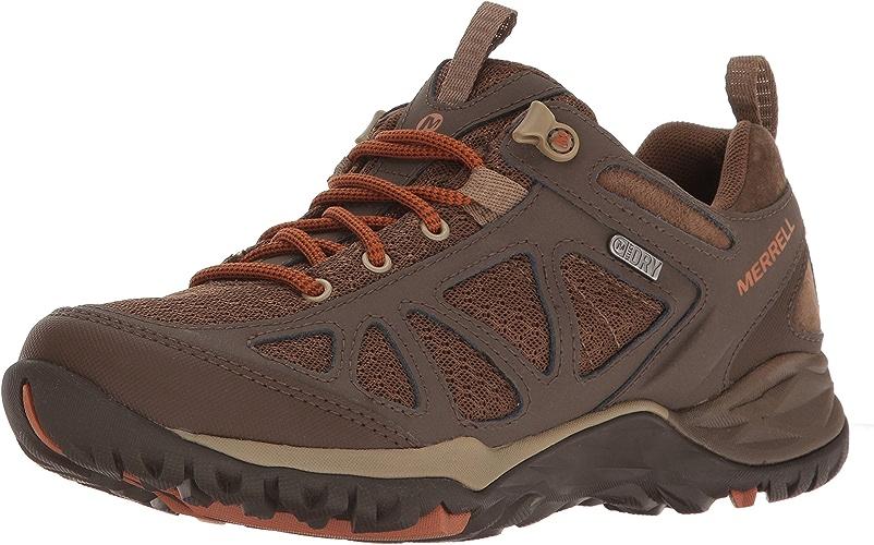 Merrell Wohommes Siren Sport Q2 Waterproof Hiking chaussures, Slate noir, 6.5 M US