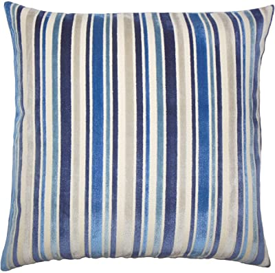 Amazon.com: 12 x 16 inches funda de almohada, rayas con ...