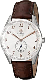 tag heuer brown carrera