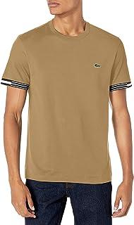 Lacoste Men's Short Sleeve Jersey Cotton T-Shirt