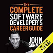 the complete software developer's career guide audiobook