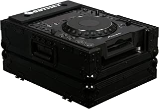 Odyssey FZCDJBL Black Label Flight Zone Case for DJ CD Players