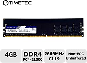 Best ddr4 2666 4gb Reviews