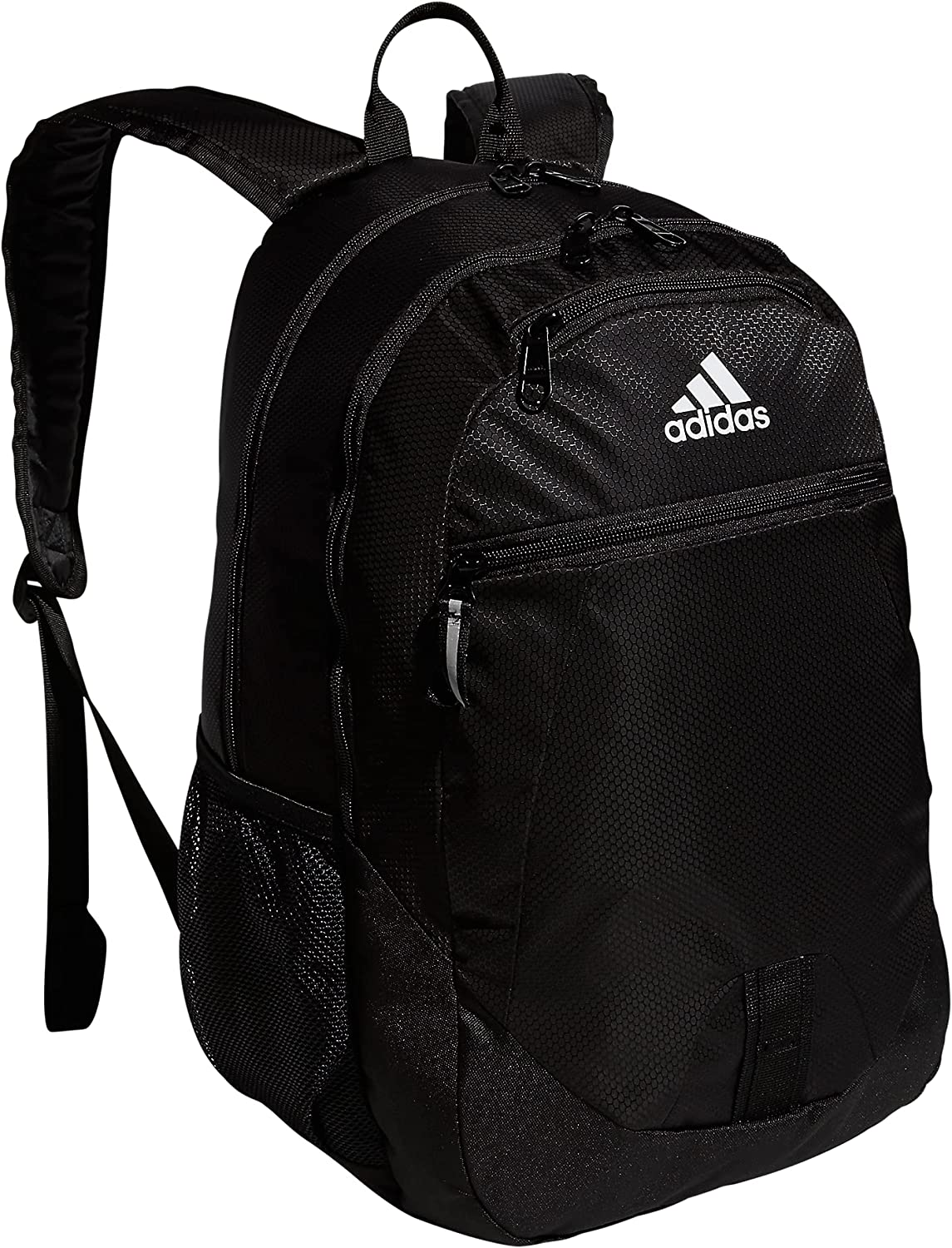 El Paso Mall adidas Foundation Backpack High order Black White Size One