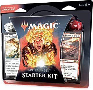 Magic: The Gathering Spellslinger Starter Kit Core Set 2020 (M20) | 2 Starter Decks | 2..