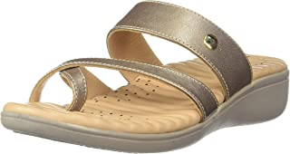 Scholl Women's Mona Tr Leather Fashion Slippers