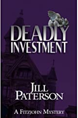 Deadly Investment (A Fitzjohn Mystery Book 5) Kindle Edition