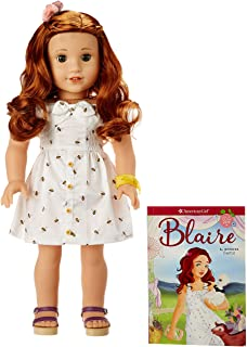 American Girl - Blaire Wilson - Blaire Doll & Book - American Girl of 2019