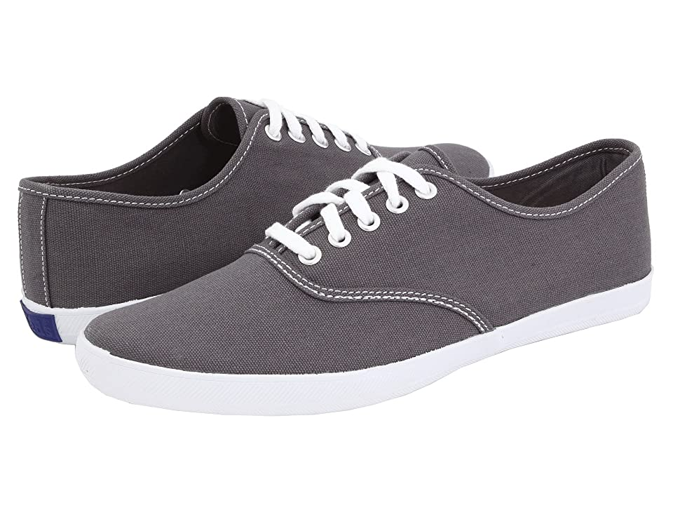 9cc61c3c47b Keds Champion Cvo (Steel Grey White) Men s Lace up casual Shoes