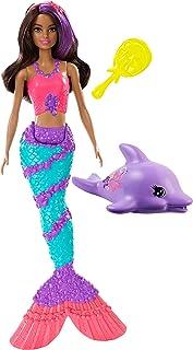 Barbie Travel Teresa Co Lead Mermaid, Multi-Colour, Ggg59