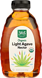365 by Whole Foods Market, Organic Agave Nectar, Light, 23.5 Ounce