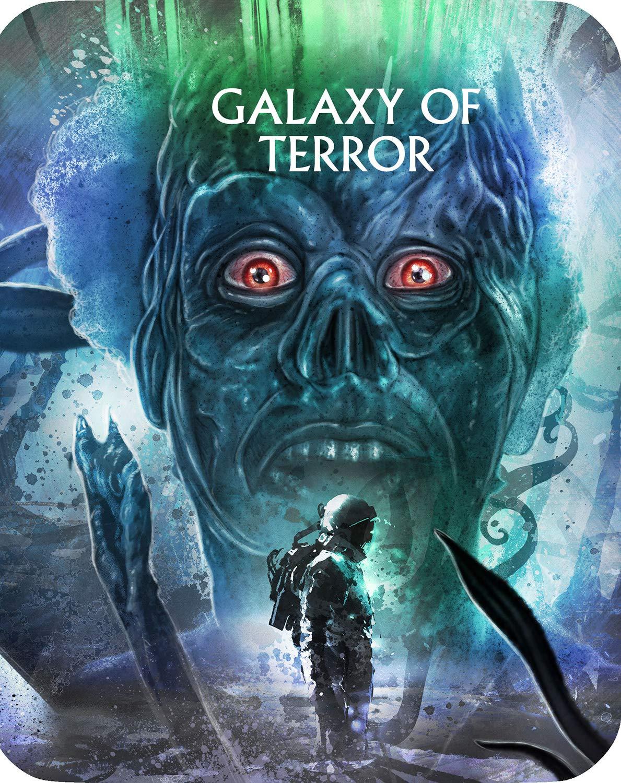 Galaxy Of Terror Steelbook