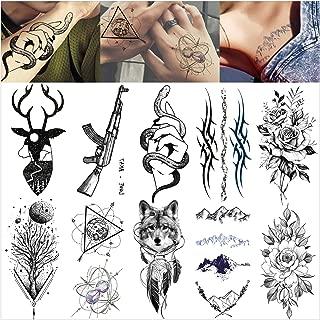 hand chain tattoo