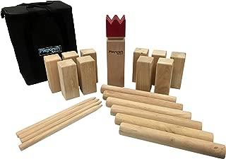 Playcraft Sport Deluxe Hardwood Kubb Game Set