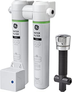 GE GXK285JBL Twist And Lock Under Counter Dual Flow Water Filtration System