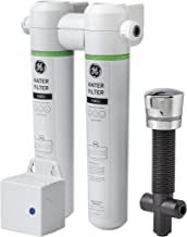 Sponsored Ad - GE GXK285JBL Twist And Lock Under Counter Dual Flow Water Filtration System