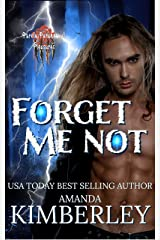Forget Me Not (Purely Paranormal Pleasures Book 3) Kindle Edition