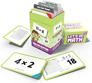 S.T.O.R.M. Multiplication Flash Cards Math Manipulatives   Math Flash Cards   Multiplication Game Activity   Math Games fo...