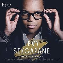 SEKGAPANE,LEVY; MUNCHNER RUNDFUNKORCHESTER & GIACOMO SAGRIPA - Giovin Fiamma (2019) LEAK ALBUM