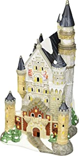 Department 56 Alpine Village Neuschwanstein Castle Light House, 12