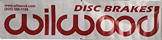 Wilwood Brakes Racing Banner 6 Foot By 32 Inches