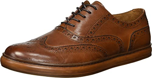 Kenneth Cole New York Men's Brand Turnschuhe D, Cognac, 8 M US