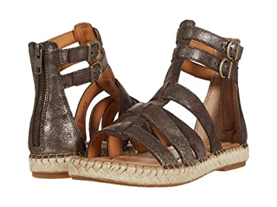 Born San Jacinto (Dark Brown (Bruno) Metallic Suede) Women