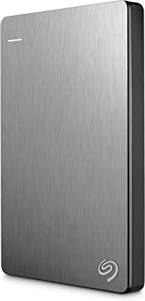 Seagate Backup Plus Slim 2TB External Hard Drive Portable...