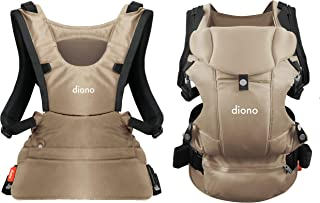 Diono Carus Essentials 3-in-1 Carrying System from Birthup to 3 Years, Sand