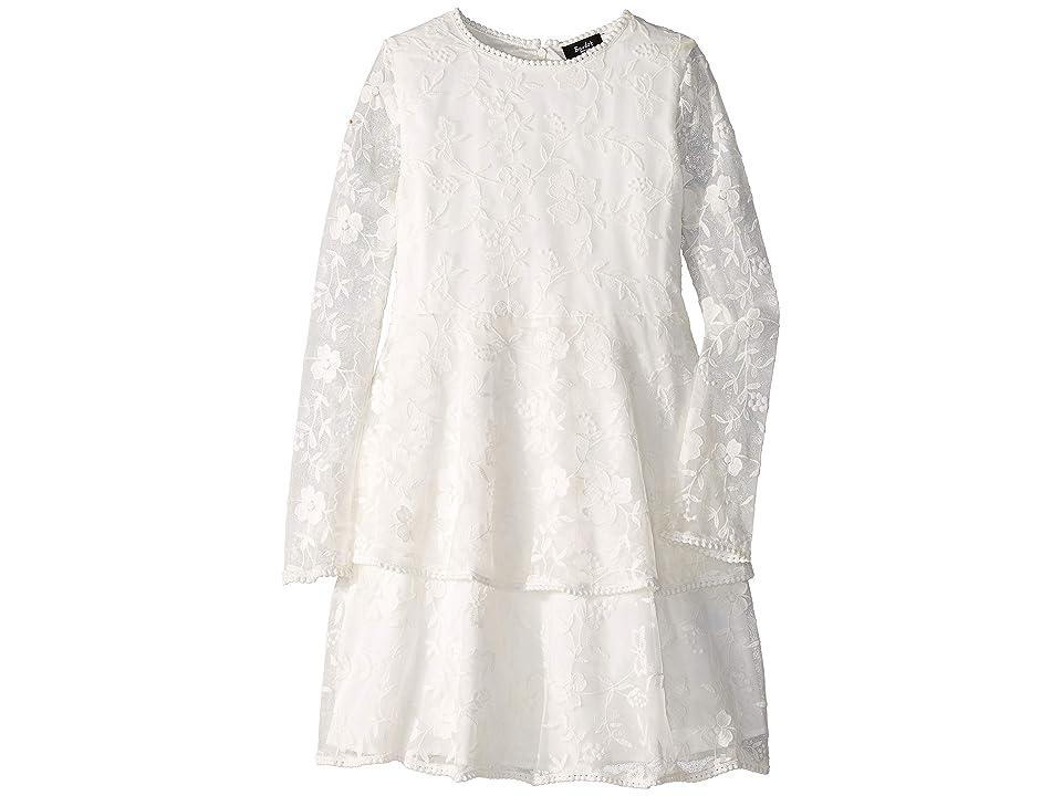 a6ee872fcd3c0 Bardot Junior Ember Lace Dress (Big Kids) (Cloud) Girl's Dress