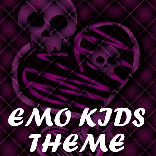 Emo Kids Go Launcher Ex theme