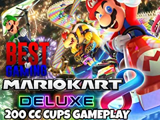 Clip: Mario Kart 8 Deluxe - 200cc Cups Gameplay - Best of Gaming!