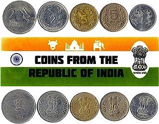 هواية الملوك عملات مختلفة - العملات الأجنبية الهندية القديمة القابلة للتحصيل لجمع الكتب - مجموعات فريدة من المال التذكارية...