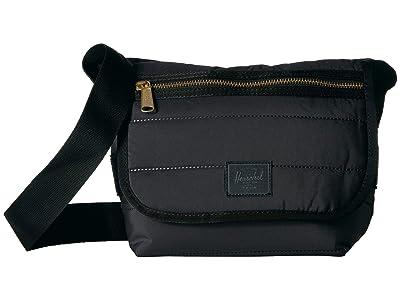 Herschel Supply Co. Grade Mini (Black 1) Messenger Bags