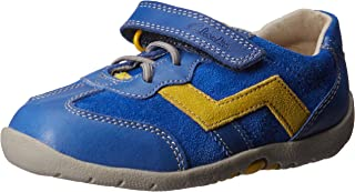 Clarks Boy's Leather First Walking Shoes