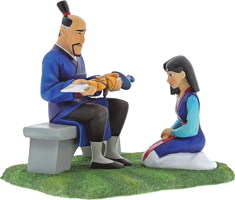 Enchanting Disney Gifts To Honour - Mulan Figur