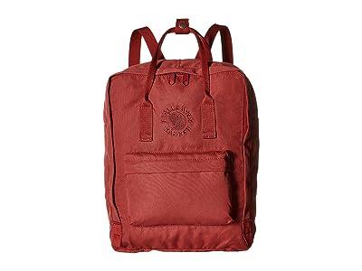 Fjallraven Re-Kanken (Ox Red) Bags