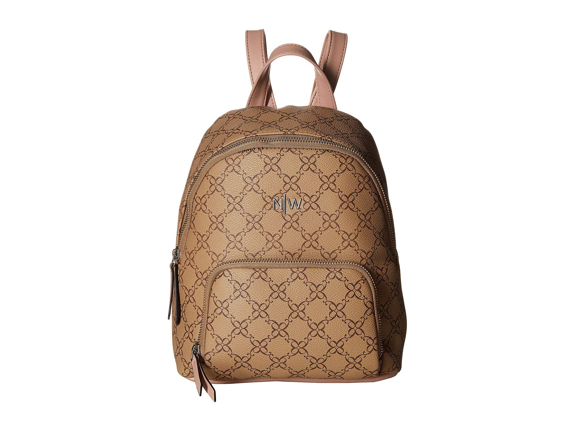 Nine Mocha West Backpack Floret West Nine Floret rzgFqrw6