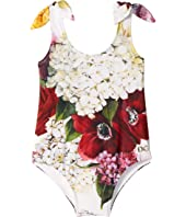 Dolce & Gabbana Kids - D&G One-Piece Swimsuit (Infant)