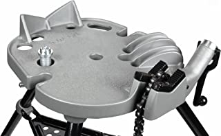 Toledo Pipe 460 Stand Portable Tripod Chain Vise fits RIDGID 460 72037 36273