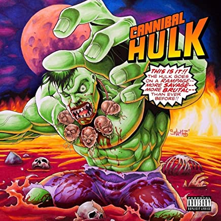 Ill Bill & Stu Bangas - Cannibal Hulk (2019) LEAK ALBUM