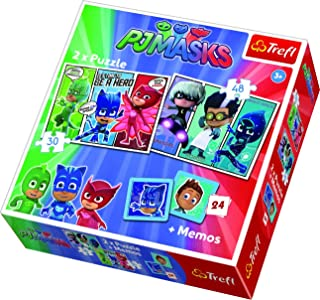 PJ Masks Puzzle Accessories  3 Years & Above,Multi color