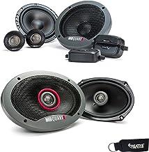 "$84 » MB Quart - Pair of Formula FSB216 6.5"" Component Speakers and A Pair of Formula 6x9 Speakers FKB169"