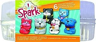 Colorbok YPI50048 Plaster Figurines
