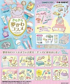 Re-Ment Sanrio Little Twin Stars cosmetics miniature 8 pieces per BOX